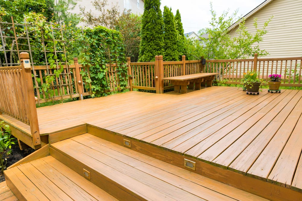 deck builder in Lincoln NE